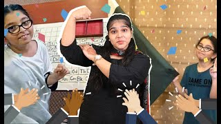 9 Year Old Pakistani Girl Breaks Guinness World Record | Interpreted in Sign Language