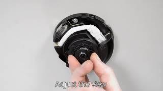 AXIS M3048-P vidéo