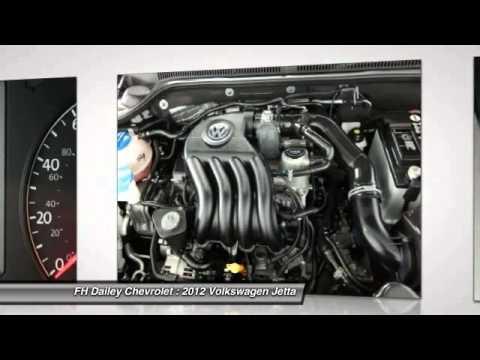 2012 Volkswagen Jetta FH Dailey Chevrolet - Bay Area - San Leandro CA 776