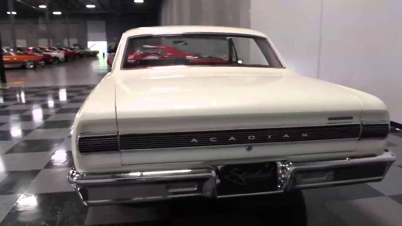 Classic Chevrolet Beaumont >> 1427 Atl 1965 Acadian Beaumont Youtube