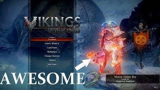 vikings Wolves of Midgard New game plus and other tips