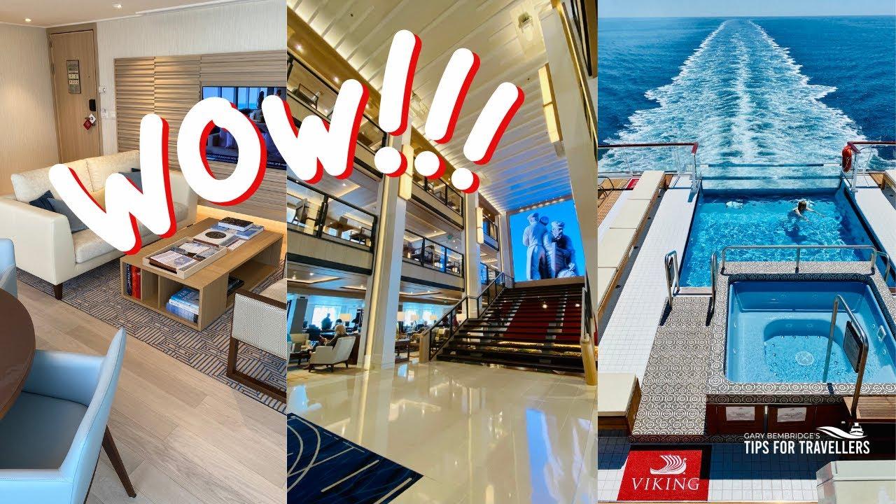 6 Ways Viking Venus Cruise Ship Bowled Me Over!
