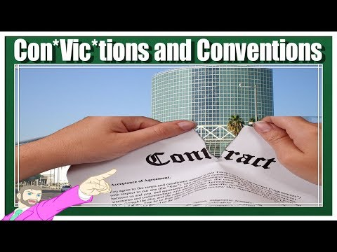 Real Lawyer Explains potential Tortious Interference With Contract for Vic Mignogna
