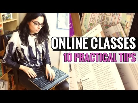 10 Practical Tips for the Online Student // Online Degrees & Distance Learning
