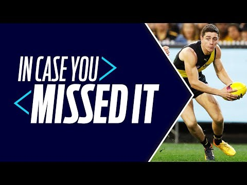 Tigers set to lose a star? - In Case You Missed It - Round 3 2018 - AFL