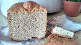 Цільнозерновий Домашній Хліб