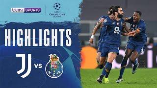 Juventus 3-2 FC Porto   Champions League 20/21 Match Highlights