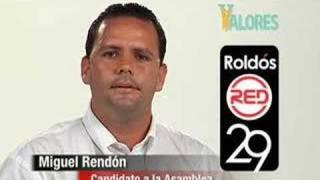 Valores-Miguel Rendón