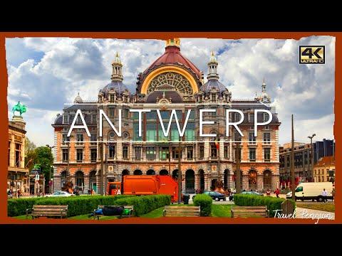 ANTWERP ● Belgium | 4K Ultra HD📷