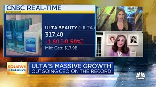 Ulta Beauty CEO on massive growth, pivoting business amid pandemic