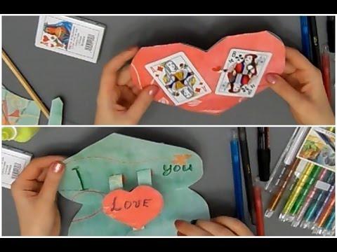 3D Открытка на День Святого Валентина ...: https://www.youtube.com/watch?v=NXsaW35bb_g