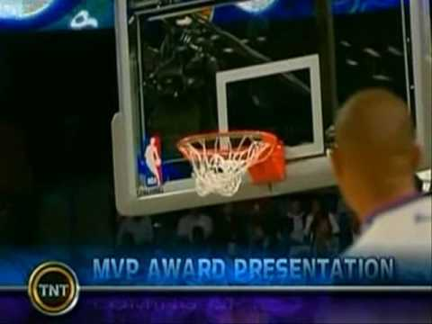 Allen Iverson 2008 NBA All Star Highlight LeBron James MVP