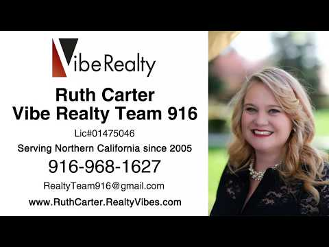 Ruth Carter ~ Vibe Realty Team 916