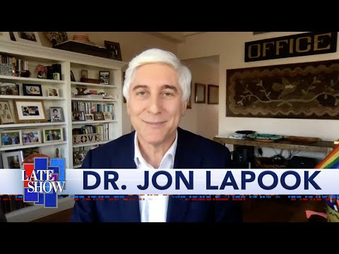 Dr. Jon LaPook Answers Your Questions About Covid-19
