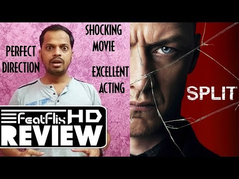 Split (2017) Horror & Thriller Movie Review In Hindi | FeatFlix