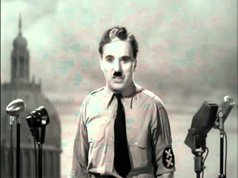 The Great Dictator Speech (Charlie Chaplin) & Inception Soundtrack (Time)
