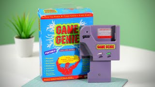 The GameBoy Genie granted all my wishes