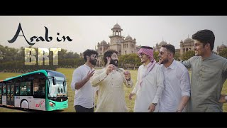 Download Arab In BRT Peshawar | Our Vines | Rakx Production