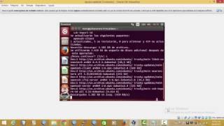 Instalacion de Asterisk y Asterisk gui, sobre Ubuntu