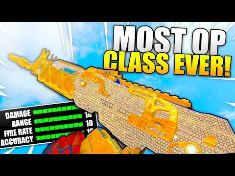"How to Make ""OVERPOWERED KN-57!"" Best Class Setup [Black Ops 4 Gameplay]"