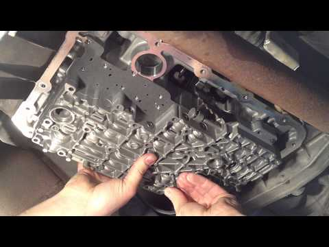 Ford Explorer 5R55S Harsh Reverse & P0741 TCC Performance Valve Body Replacement