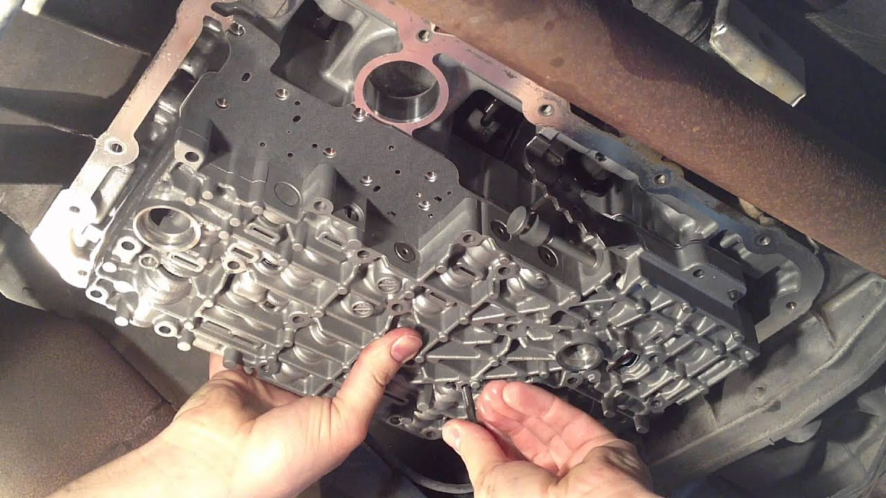 hight resolution of ford explorer 5r55s harsh reverse p0741 tcc performance valve body replacement