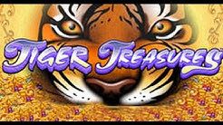 Tiger Treasures Bally Slots Pokies Preview - No Download Online Free Play Version.