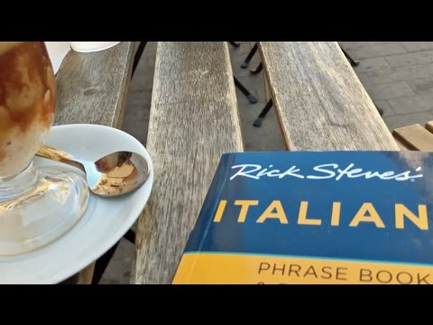 Using Your Phrase Book, You'll Get a Tastier Experience