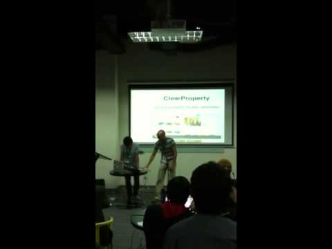 Tumblr for Property - Startup weekend Manila Oct 2011