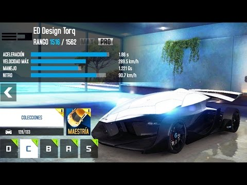 Ed Design Torq >> Asphalt 8 R D Ed Design Torq Final Test Youtube