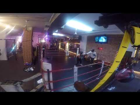 Mixed Sparring 6-20-2018