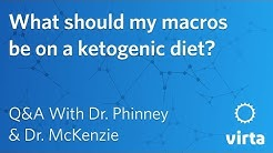 Dr. Stephen Phinney: What should my macros be on a ketogenic diet?