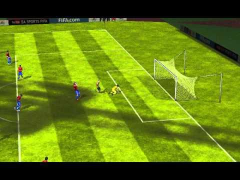 Chile VS Australia (Bresciano)