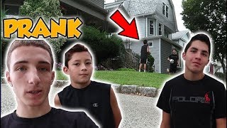 KIDNAPPING MY FRIENDS LITTLE BROTHER PRANK!