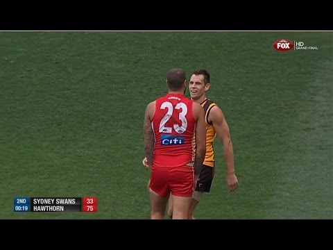 2014 AFL Grand Final - Hawthorn Vs Sydney (SEN Commentary)