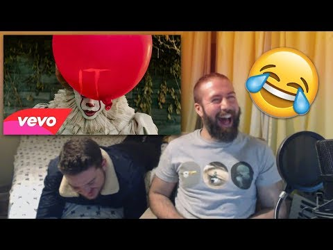 Reacting to YOUR comments on 'Pennywise Sings A Song'