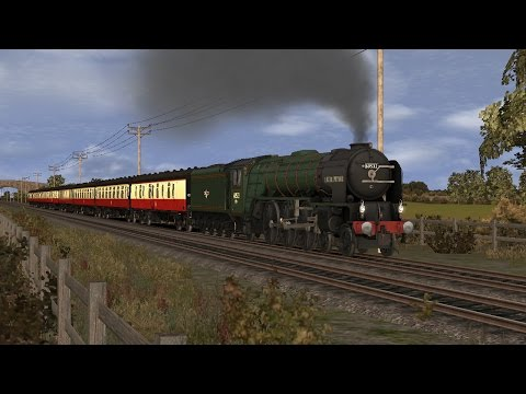 "Train Simulator LNER A2 ""Blue Peter"" 