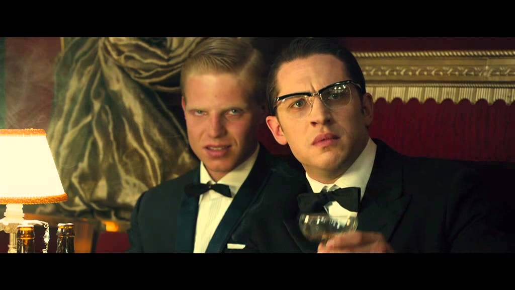 "Legend - Featurette ""Tom Hardy As The Kray Twins"" - YouTube"