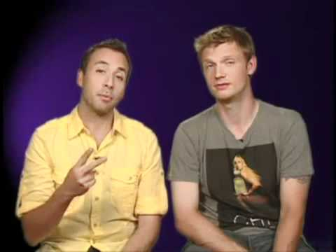 Nick Carter & Howie Dorough Give Justin Bieber Adv...
