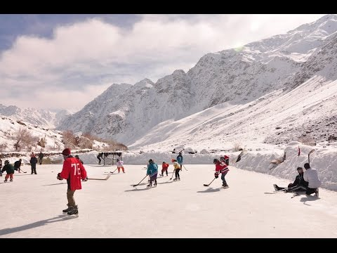 Hockey Goes Higher: Setting a World Record on Ice