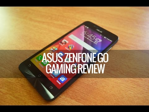ASUS Zenfone Go Gaming Review (With Heating) | Techniqued