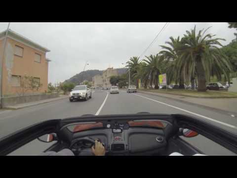 Smart roadster roadtrip Cote d'Azur