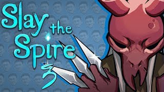 TRUMP FIGHTS A HELPLESS HEAD - 3rd The Silent Run #3 - Slay the Spire