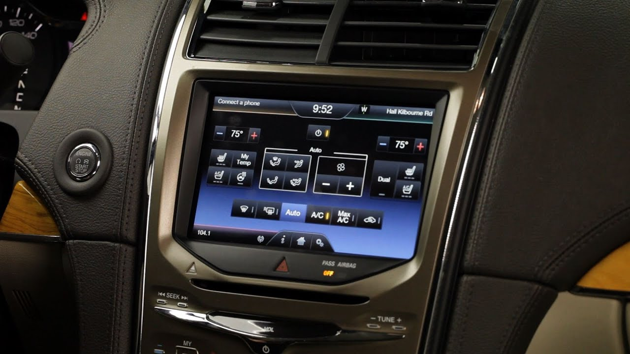 Myford Touch Update >> MyFord Touch Update   Consumer Reports - YouTube