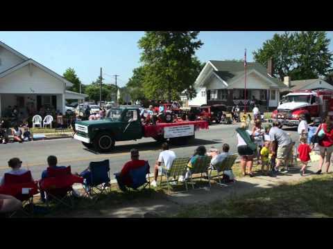 Linton Freedom Festival Parade 2012 Part 6