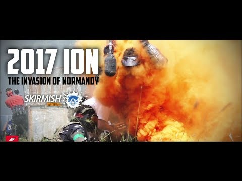 2017 ION Paintball: