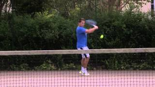 Head Graphene XT Instinct MP & Rev Pro Tennis Racket Review | Stringers' World
