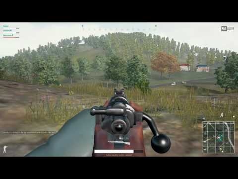 Playerunknown's Battlegrounds. NA tactics