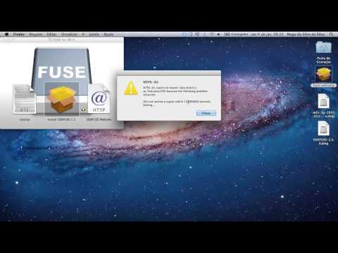 NTFS 3G   Tutorial de Instalacao   Parte 2