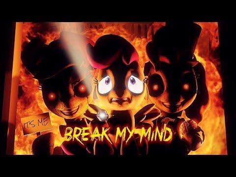 [SFM] Five Nights at Pinkie's 4 - Break My Mind (DAGames)